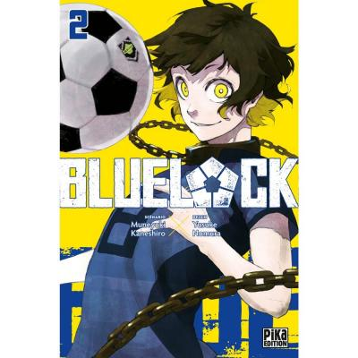 Blue lock tome 2