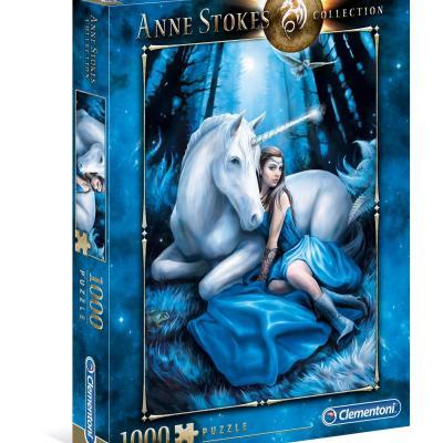 Blue moon puzzle 1000p