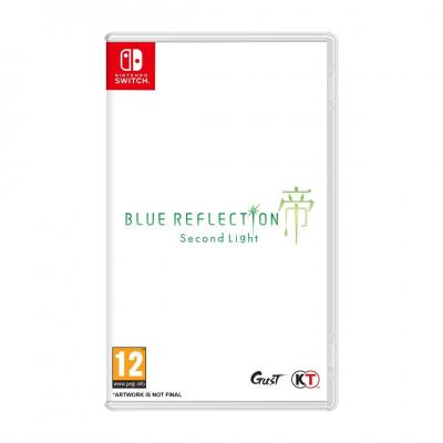 Blue reflection second light jpn