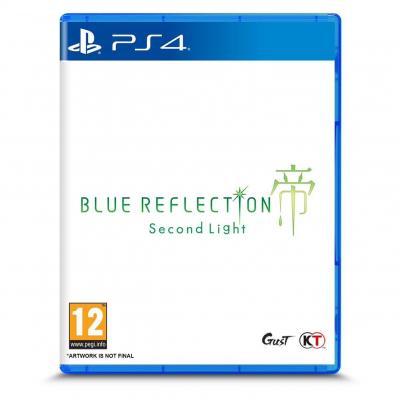 Blue reflection second light