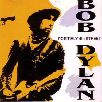 Bob dylan album cd positivly 4th street