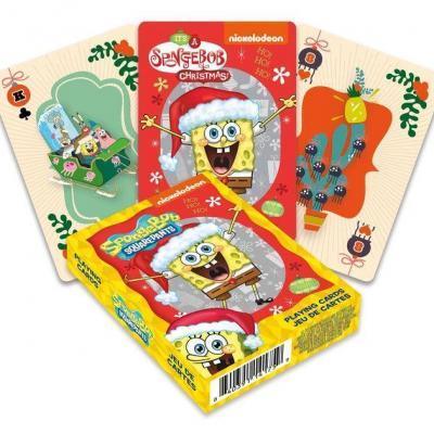 Bob l eponge holidays jeu de cartes