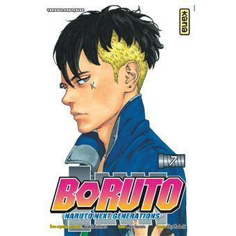 Boruto naruto next generations tome 7
