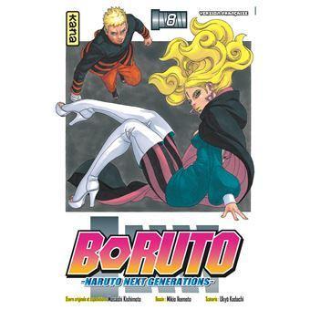 Boruto naruto next generations tome 8