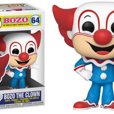 Bozo the clown bobble head pop n 64 bozo the clown