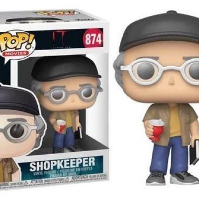 Ca bobble head pop n 874 chapter 2 shop keeper stephen king