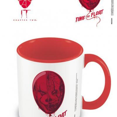 Ca chapter 2 time to float mug interieur colore 315ml