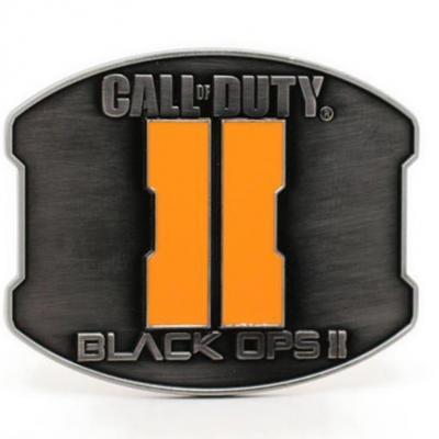Call of duty black ops 2 boucle de ceinture logo