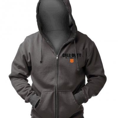 Call of duty black ops 4 zipper hoodie patch