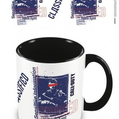 Call of duty black ops cold war double agent mug 315ml