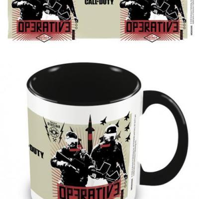 Call of duty black ops cold war operative mug 315ml