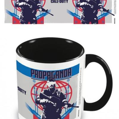 Call of duty black ops cold war propaganda mug 315ml