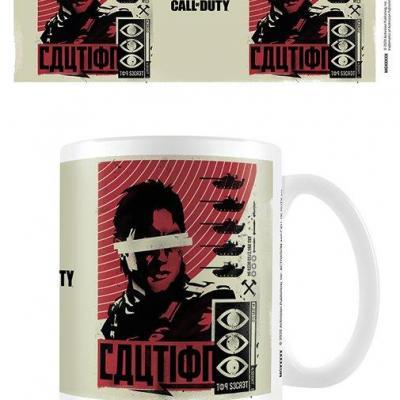 Call of duty black ops cold war top secret mug 315ml