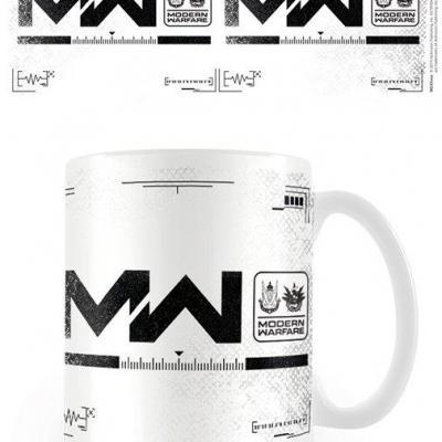 Call of duty modern warfare mug 315ml
