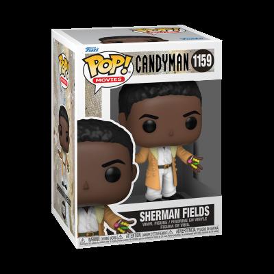 Candyman bobble head pop n 1159 sherman fields