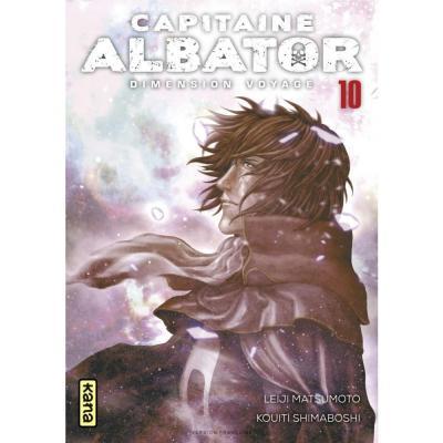 Capitaine albator dimension voyage tome 10