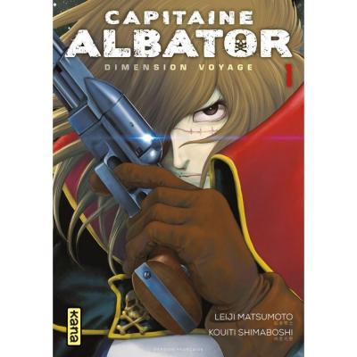 Capitaine albator dimension voyage tome 2