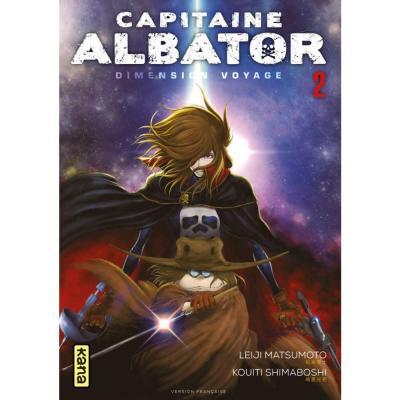 Capitaine albator dimension voyage tome 3