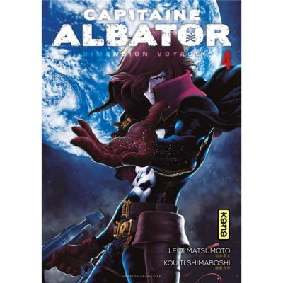 Capitaine albator dimension voyage tome 4