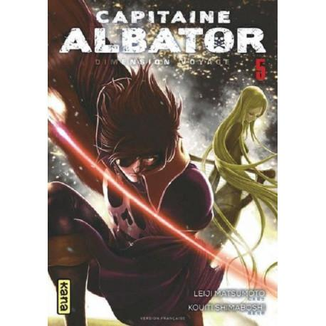 Capitaine albator dimension voyage tome 5
