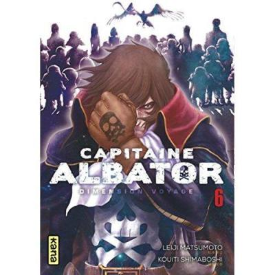 Capitaine albator dimension voyage tome 6