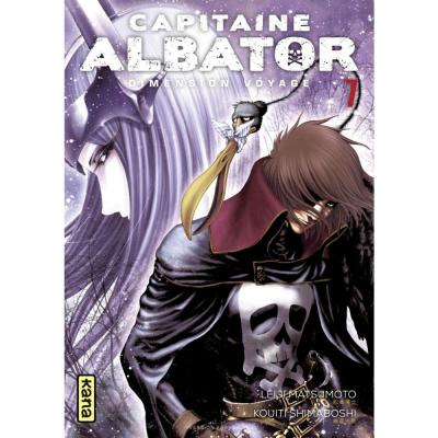 Capitaine albator dimension voyage tome 7