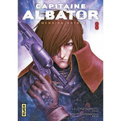 Capitaine albator dimension voyage tome 8