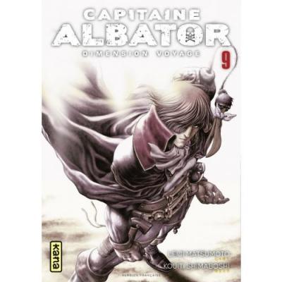 Capitaine albator dimension voyage tome 9