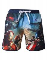 Captain america civil war theme swimshort 1