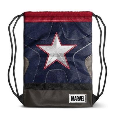Captain america sac de sport 48x35