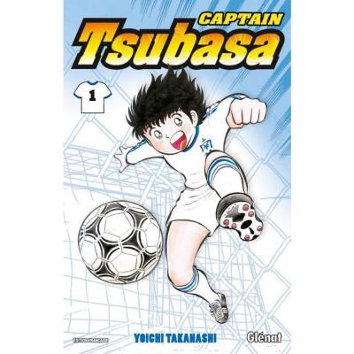 Captain tsubasa tome 1
