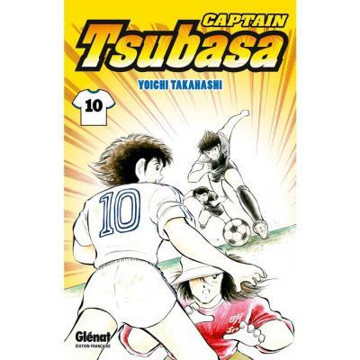Captain tsubasa tome 10