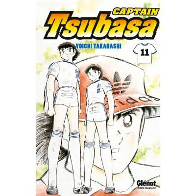 Captain tsubasa tome 11