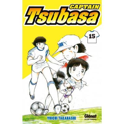 Captain tsubasa tome 15