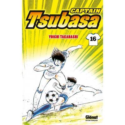 Captain tsubasa tome 16