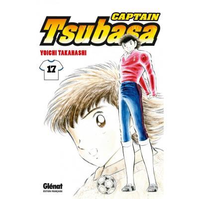 Captain tsubasa tome 17