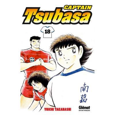 Captain tsubasa tome 18