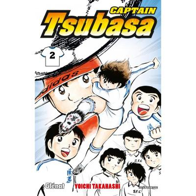 Captain tsubasa tome 2
