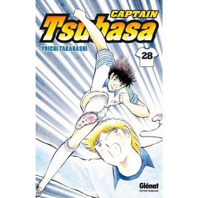 Captain tsubasa tome 28