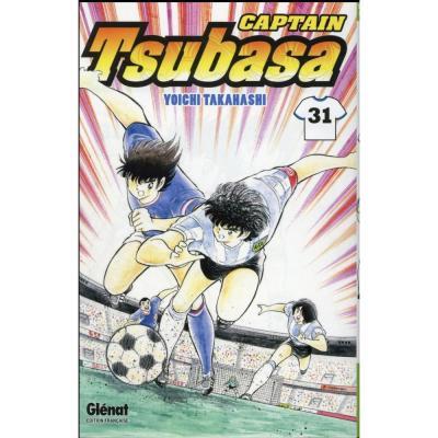 Captain tsubasa tome 31