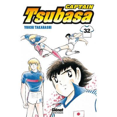 Captain tsubasa tome 32