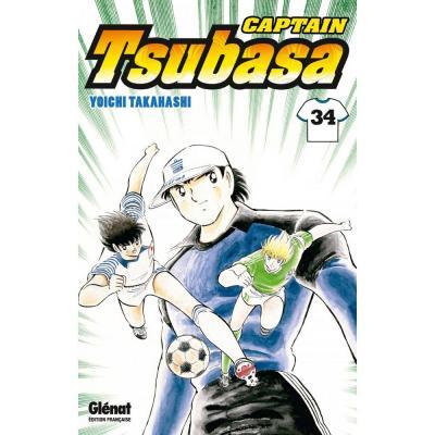 Captain tsubasa tome 34