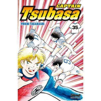 Captain tsubasa tome 35