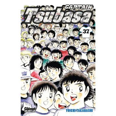 Captain tsubasa tome 37