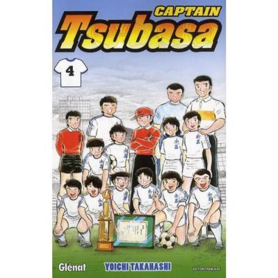 Captain tsubasa tome 4