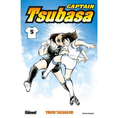 Captain tsubasa tome 5