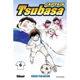 Captain tsubasa tome 6
