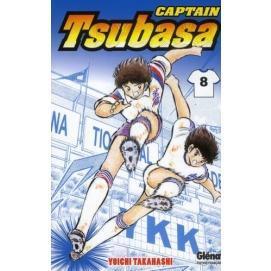 Captain tsubasa tome 8