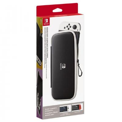 Carry case screen protector switch switch oled