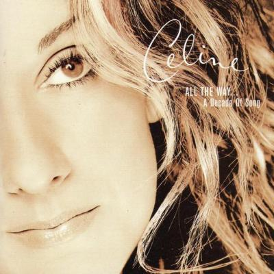 Celine dion all the way a decade of song album cd occasion